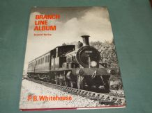 BRANCH LINE ALBUM Second Series (Whitehouse 1965)